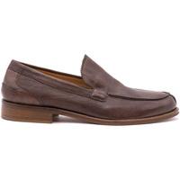 Schuhe Herren Slipper Soldini 20777-O-V80 Braun