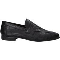 Schuhe Herren Slipper Soldini 20115-A-V07 Schwarz