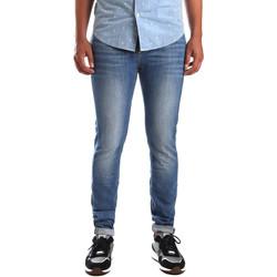 Kleidung Herren Slim Fit Jeans U.S Polo Assn. 51321 51780 Blau