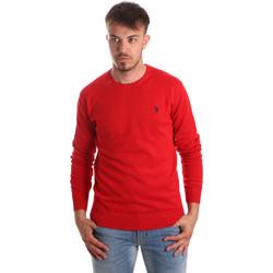 Kleidung Herren Pullover U.S Polo Assn. 51727 51431 Rot