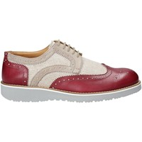Schuhe Herren Derby-Schuhe Exton 5105 Rot