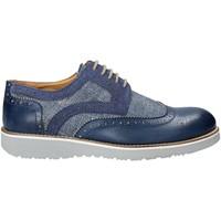 Schuhe Herren Derby-Schuhe Exton 5105 Blau