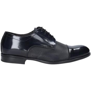 Schuhe Herren Derby-Schuhe Exton 1385 Blau