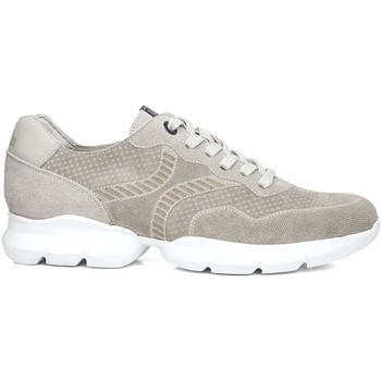 Schuhe Herren Sneaker CallagHan 17700 Beige
