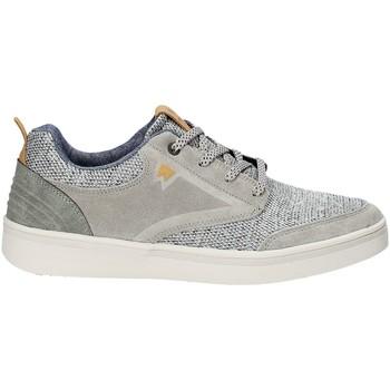 Schuhe Herren Sneaker Low Wrangler WM91001A Grau