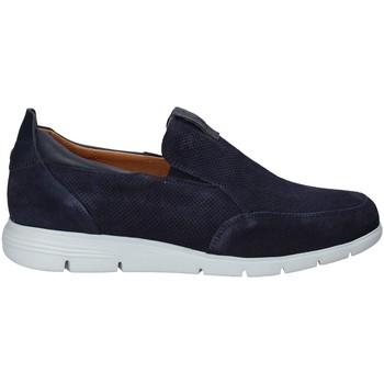 Schuhe Herren Slip on Impronte IM91033A Blau