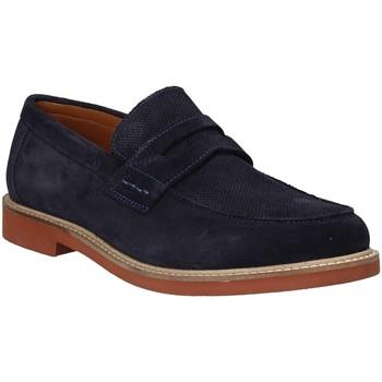 Schuhe Herren Slipper Impronte IM91052A Blau