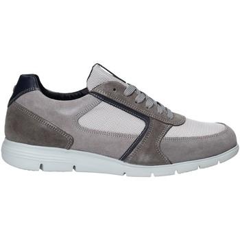 Schuhe Herren Sneaker Low Impronte IM91085A Grau