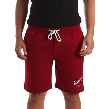 Kleidung Herren Shorts / Bermudas Key Up 2F26I 0001 Rot