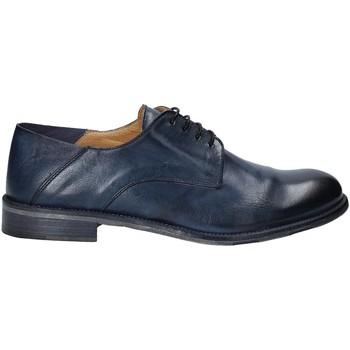 Schuhe Herren Derby-Schuhe Exton 3101 Blau