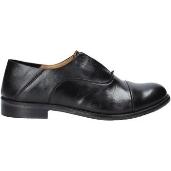 Schuhe Herren Derby-Schuhe Exton 3103 Schwarz