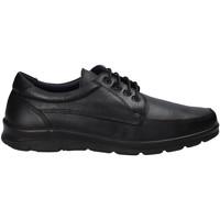 Schuhe Herren Sneaker Low Pitillos 4004 Schwarz