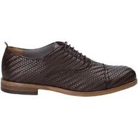 Schuhe Herren Derby-Schuhe Marco Ferretti 140983MF Braun