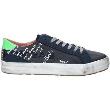 Schuhe Herren Sneaker Low Gas GAM910050 Schwarz