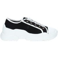 Schuhe Damen Sneaker Low Gold&gold A19 GT728 Schwarz