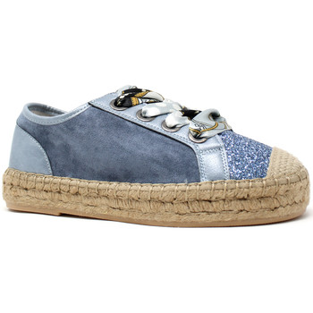 Gold&gold A19 GT813 Blau - Schuhe Sneaker Low Damen 2695