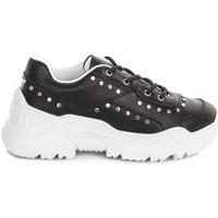 Schuhe Damen Sneaker Low Gold&gold A19 GT860 Schwarz