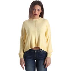 Kleidung Damen Pullover Liu Jo M19137MA610 Gelb