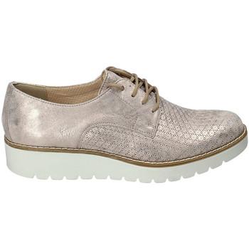 Schuhe Damen Derby-Schuhe Enval 3255144 Gold