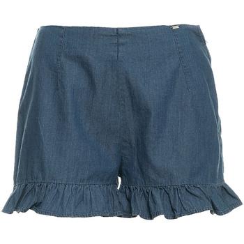 Kleidung Damen Shorts / Bermudas Fracomina FR19SM503 Blau