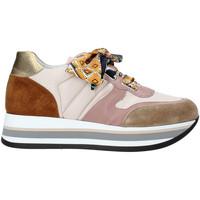 Schuhe Damen Sneaker Low Triver Flight 232-07E Rosa