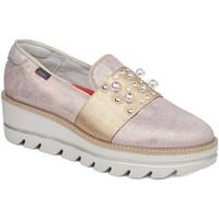 Schuhe Damen Slipper CallagHan 14821 Rosa