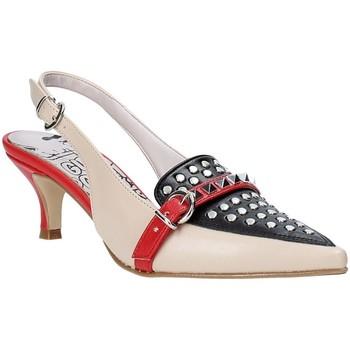 Schuhe Damen Pumps Grace Shoes 319S014 Beige