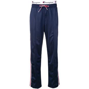 Kleidung Damen Jogginghosen Champion 111374 Blau