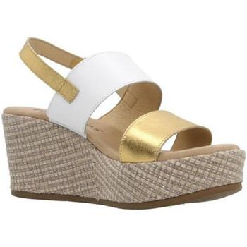 Schuhe Damen Sandalen / Sandaletten Pitillos 5671 Weiß