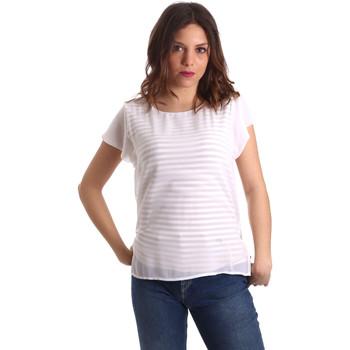 Kleidung Damen Tops / Blusen NeroGiardini P962470D Weiß