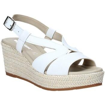 Valleverde 32211 Weiß - Schuhe Sandalen / Sandaletten Damen 6995