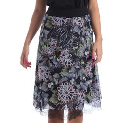 Kleidung Damen Röcke Smash S1928417 Schwarz