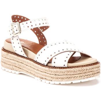 Schuhe Damen Sandalen / Sandaletten Lumberjack SW43706 004 B01 Weiß