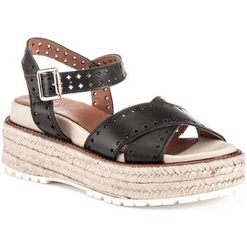 Schuhe Damen Sandalen / Sandaletten Lumberjack SW43706 004 B01 Schwarz