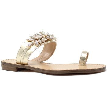 Schuhe Damen Zehensandalen Gold&gold A19 GL303 Gold