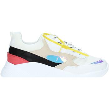 Schuhe Damen Sneaker Low Gold&gold A19 GT612 Weiß