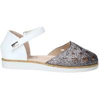 Schuhe Mädchen Sandalen / Sandaletten Miss Sixty S19-SMS580 Weiß