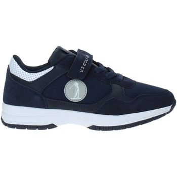 Schuhe Kinder Sneaker Low U.s. Golf S19-SUK435 Blau