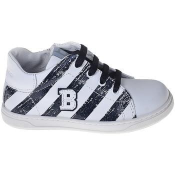 Schuhe Kinder Sneaker Low Balducci MSPO2906 Blau