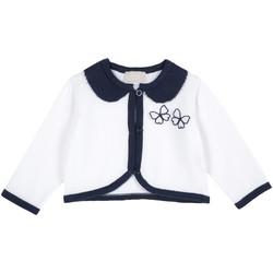 Kleidung Kinder Strickjacken Chicco 09096803000000 Weiß
