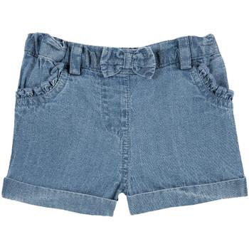 Kleidung Kinder Shorts / Bermudas Chicco 09052749000000 Blau