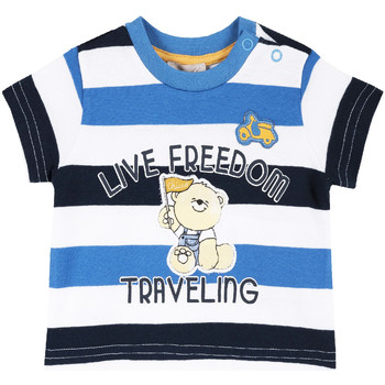 Kleidung Kinder T-Shirts Chicco 09006664000000 Weiß