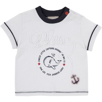 Kleidung Kinder T-Shirts Chicco 09006679000000 Weiß