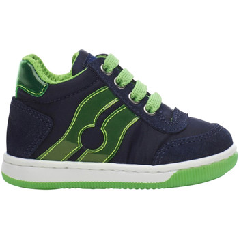 Schuhe Kinder Sneaker High Falcotto 2013553-02-1C38 Blau
