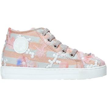 Schuhe Kinder Sneaker High Falcotto 2013571-06-1M17 Rosa