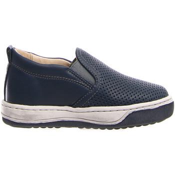 Schuhe Kinder Slip on Naturino 2013784-61-0C02 Blau