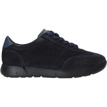 Schuhe Herren Sneaker Valleverde 49838 Blau