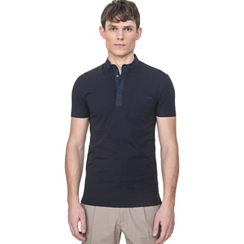 Kleidung Herren Polohemden Antony Morato MMKS01741 FA120022 Blau