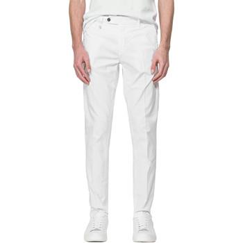 Kleidung Herren Chinohosen Antony Morato MMTR00496 FA800129 Weiß