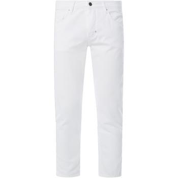 Kleidung Herren Slim Fit Jeans Antony Morato MMTR00502 FA900123 Weiß